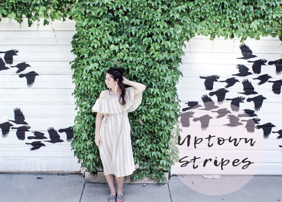 Uptown Stripes by Faithfull the Brand