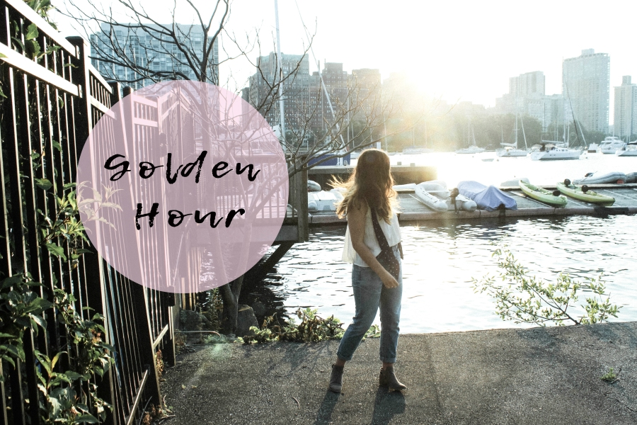 Outfits: Golden Hour